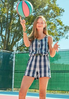 34fa7d828f62 Country Roads Romper - Matilda Jane Clothing - Our take on a most-wanted  summer style