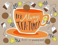 It´s always teatime