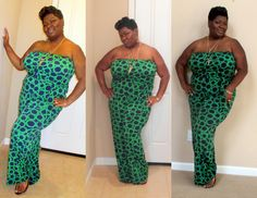 Sew much to do, Sew little time: Mimi G Strapless Jumper