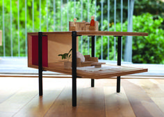 Qubis - Amy Whitworth's Modern Doll Houses That Double As Furniture. - if it's hip, it's here