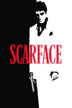 12 Best Al Pacino Movies List Ever - Take a look at Best Al Pacino Movies List. This list has Best Al Pacino Movies which you should watch right now. Iconic Movie Posters, Movie Poster Art, Iconic Movies, Good Movies, 80s Movies, Movies Free, Scarface Film, Scarface Poster, Poster Vintage