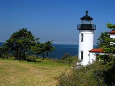 Fort Casey, Whidbey Island, Washington