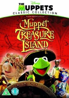 Muppet Treasure Island [DVD]: Amazon.co.uk: Tim Curry, Kermit the Frog, Miss Piggy, Gonzo, Rizzo the Rat, The Muppets, Brian Henson: Film & ...