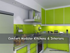 Our company is the foremost in providing Modular Kitchen Interior Designing to the clients. We are fully aware with all the comfort and decoration levels. #ComfortModularKitchensAndInteriors #ShreePaambanInter