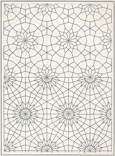 Pattern in Islamic Art - BOU 098