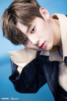 Hwang Minhyun - Wanna One 'Spring Breeze' Making MV Nuest Kpop, Astro Sanha, Day6 Sungjin, Nu Est Minhyun, Cho Chang, You Broke Me, Boy Idols, Lean On Me, Chaeyoung Twice