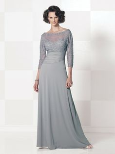 The bodice is tailored to perfection with illusion material and allover sparkles that give way to a strapless sweetheart slip. The broad waistband creates the ideal hourglass figure while the luxurious skirt streams in a full length design adorned with delicate pleating for a look that is absolutely alluring. #timelesstreasure