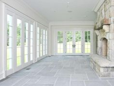 Linda's Dream Home: the Three-Season Porch--Sunroom House Plans, Home, House Inside, House Design, Home Remodeling, Sunroom Designs, New Homes, Outdoor Rooms, Three Season Porch
