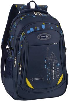 Shop a great selection of Bageek School Bag Boys Bookbag Multi-pockets School Backpack Casual Backpack. Find new offer and Similar products for Bageek School Bag Boys Bookbag Multi-pockets School Backpack Casual Backpack. Best Backpacks For School, Cool School Bags, School Bags For Boys, Boys Backpacks, School Kids, Laptop Backpack, Backpack Bags, Backpack Online, Laptop Bags