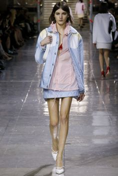 Sfilata Miu Miu Paris - Collezioni Autunno Inverno 2014-15 - Vogue