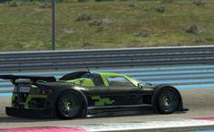 Assetto Corsa - Gumpert Apollo S - Circuit Paul Ricard
