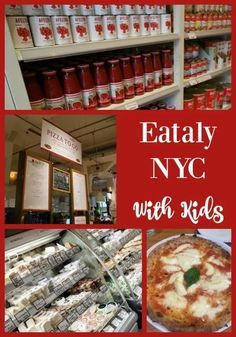 Visiting Eataly NYC With Kids a must visit in New York City for foodies Nyc With Kids, Travel With Kids, Family Travel, Best Vacations With Kids, All Inclusive Family Resorts, Nyc Christmas, Visiting Nyc, Canadian Travel, New York City Travel