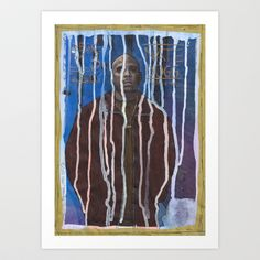 DEAD RAPPERS SERIES - Nate Dogg Art Print by Ibbanez - $20.80