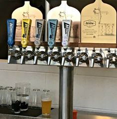 Touring the Side Launch Brewery Company in Collingwood. A visit to the brewery that explores the shipbuilding history of the area. Belgian Pale Ale, Brew Pub, Coffee Drinkers, Tasting Room, Beer Brewing, Brewing Company, Wine And Spirits, Taps