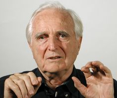 Doug Engelbart - inventor of:  -The Mouse (1963)  -Multi-window GUI (pre-cursor to iOS & Windows) (1968)  -First word processor (1968)  -First video tele-conference (1968)