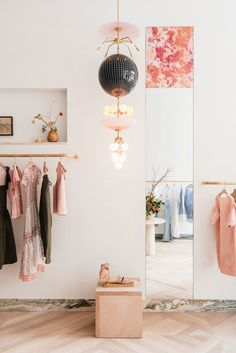 I'm beyond excited about my new neighbor -- Ulla Johnson just opened her  first shop around the corner from our apartment! The design of the space is  absolutely stunning (no surprise there) and incorporates gorgeous materials  and special details.  photos by Dustin Aksland for Vogue