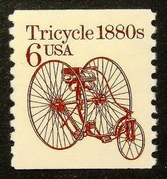 Tricycle 1880s Bicycles USA