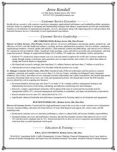 customer service resume objective httptopresumeinfocustomer service