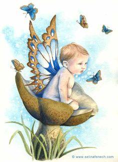 ✯ Little Boy Blue .:☆:. Artist Selina Fenech ✯