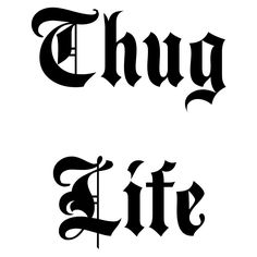 New to westlondonlaser on Etsy: Thug Life - Wall Art Stencil Reusable Mylar wall art small to large stencils up to 19.5 x 27.5 inches. (4.99 GBP)