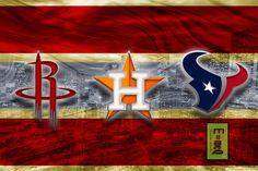 Houston Texans Sports Poster, Houston TEXANS, Houston ASTROS, Houston                       – McQDesign