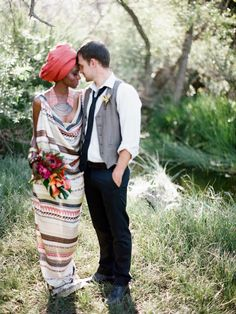 African wedding shoot with beautiful traditional wedding dresses Wedding party planning;