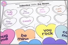 Teaching With Love and Laughter: Sweet Valentine's Day Activities