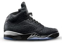 Authentic 599581-003 Air Jordan 5 Retro 3Lab5 Black/Black-Metallic Silver $149.00  http://www.theredkicks.com