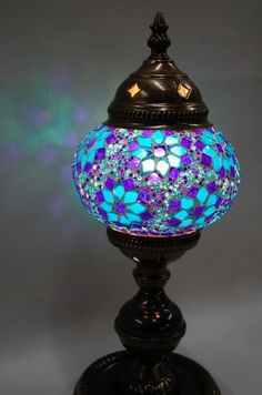 I want me some Turkish lamps