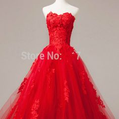 Cheap dress male, Buy Quality dress up time prom dresses directly from China dress design for office Suppliers:  Ball Gown Real Red Wedding Dress 2016 Vestidos De Novia Bridal Dress                Category       Wedding Dresses 2016