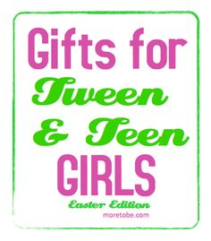 Are you looking for a meaningful gift to give your tween or teen daughter?  Here are some great ideas!