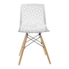 Aeon Furniture Contemporary Sandra Side Chair | AllModern