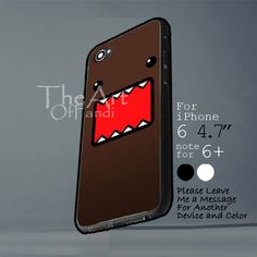 domo kun Iphone 6 note for  6 Plus