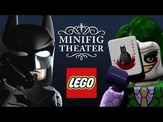 ¿Por qué no recordar la clásica escena de The Dark Knight en la que Batman interroga a Joker pero al estilo de las piezas LEGO? ¡Disfrútenlo!