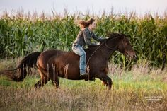 Senoir portraits with horses | minnesota-senior-photos-with-horse-08.JPG