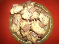 cookies noisettes,pralinoise