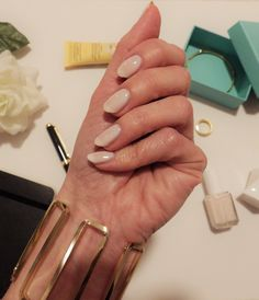 How to get the 2020 milky nails trend Essie, Milky Nails, Nail Trends, Beauty, Enamels, Trends, White Polish, Minimalist Nails, Nailed It