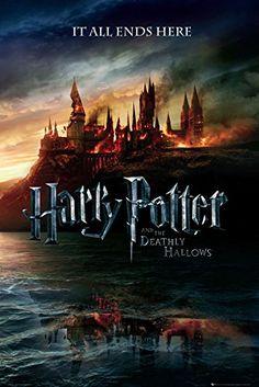 1art1 51159 Poster Harry Potter 7 et Les Reliques de La Mort Teaser 91 X 61 cm 1art1 http://www.amazon.fr/dp/B004B7TDH4/ref=cm_sw_r_pi_dp_4wB9vb1ZSJWP5