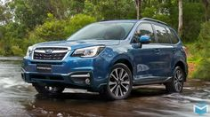 Subaru Forester gets a facelift | MotoringBox