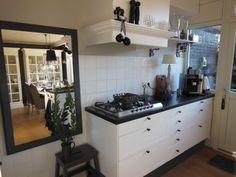Midsomer Lane Christmas kitchen