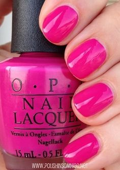 OPI Girls Love Ponies Just did this color and love it