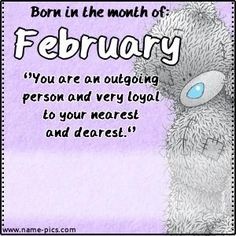 Are you looking for a birthday wishes for February born? After sharing birthday wishes for January born, find here February birthday greetings. Keep Calm Happy Birthday, Late Happy Birthday Wishes, Birthday Wishes For Friend, Wishes For Friends, Birthday Greetings, Tatty Teddy, Birthday Images, Birthday Quotes, Teddy Bear Quotes