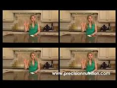 Precision Nutrition Kitchen Tip -- Grocery Shopping