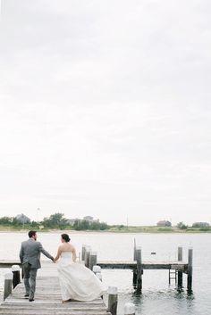 Photography: Olivia Gird Photography - www.oliviagird.com  Read More: http://www.stylemepretty.com/new-england-weddings/2014/03/19/block-island-wedding/