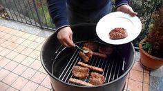 Slow Smoker Barrel Cooker / Direct cooking