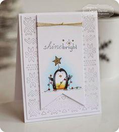 TE Blog Design Team: Shine Bright! Card by Caryn Davies