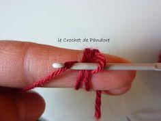 le Crochet de Pandore: Tuto Cercle Magique C2c Crochet, Crochet Videos, Crochet Stitches, Crochet Patterns, Yarn Bombing, Needlework, Embroidery, Knitting, Diy