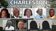 Tribute to the Charleston Shooting Victims #Charleston #AMEShooting