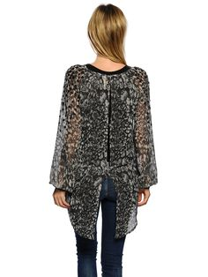 Pepe Jeans Blouse, grey