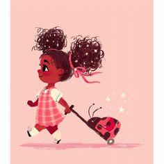 Anoosha Syed Illustration -